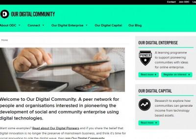 Our Digital Community